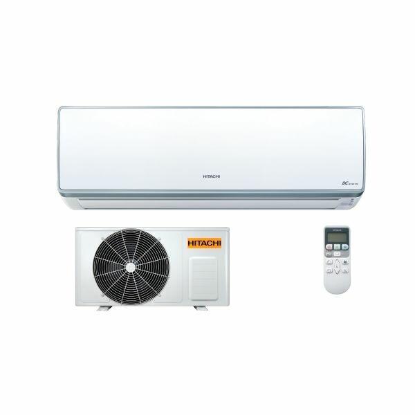 消委會 變頻式分體冷氣機 Hitachi(RAS-DX13HDK/ RAC-DX13HDK)
